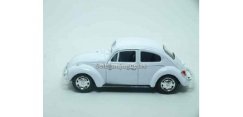Volkswagen Beetle Blanco escala 1/43 Welly