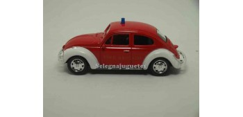 Volkswagen Beetle Fire scale 1:43