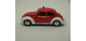 Volkswagen Beetle Fire scale 1:43