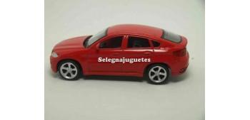 miniature car Bmw X6 1/43 rmz