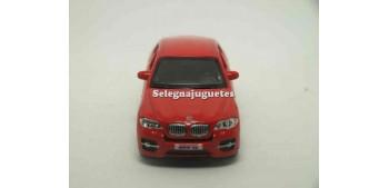 coche miniatura Bmw x6 1/43 Rmz