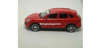miniature car Porsche Cayenne Turbo 1/43 rmz