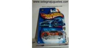 What-4-2 escala 1/64 Hotwheels coche metal miniatura Hot Wheels