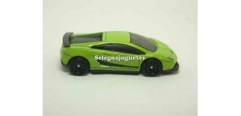 Lamborghini Gallardo Lp 570-4 superleggera (sin caja) 1/64 Hot Wheels