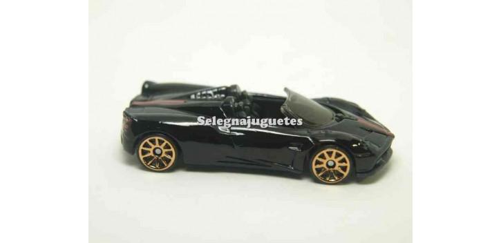 coche miniatura Pagani Huayra Roadster (sin caja) 1/64 Hot