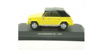miniature car Volkswagen 181 1971 1/43 Solido