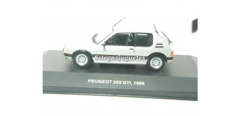 Peugeot 205 GTI 1986 1/43 Solido