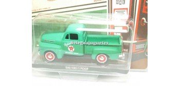 Ford F1 Pickup 1948 Texaco 1/43 Greenlight
