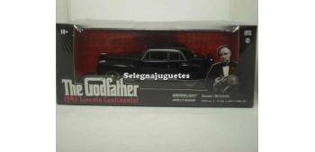 miniature car Lincoln Continental 1941 The Dodfather 1:43