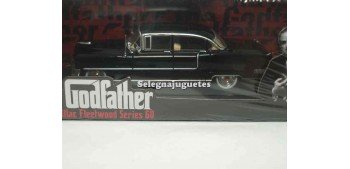 miniature car Cadillac Fleetwood Series 60 1955 1:43 Greenlight