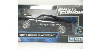 miniature car Dom`s Dodge Charger R/TT Fast & Furious 1/24 Jada