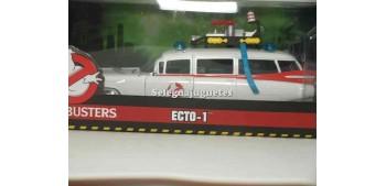miniature car Ecto-a Ghostbusters 1/24 Jada