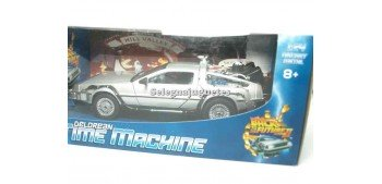 De Lorean DMC 12 Regreso al Futuro II 1/24 Welly