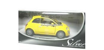 miniature car Fiat 500 1:24 Xtrem