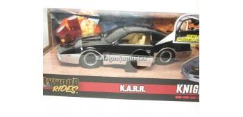 Kitt El coche Fantástico 1/24 Jada