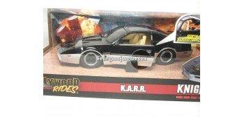 Kitt Knigh Rider 1/24 Jada