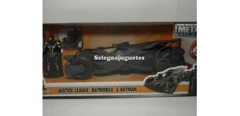miniature car Batmobile Justice League 1/24 Jada