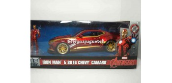 miniature car Chevy Camaro Iron Man 1/24 Jada