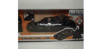miniature car Batmobile The Dark Night 1/24 Jada