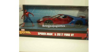 Ford GT 2017 Spiderman 1/24 Jada