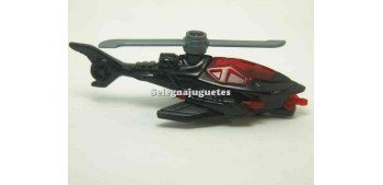Helicoptero Batman 1/64 Hot Wheels (sin caja)