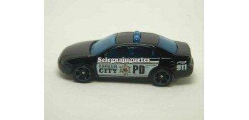Ford Fusión Batman Police 1/64 Hot Wheels (sin caja)
