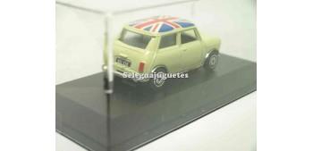 coche miniatura Mini cooper (Vitrina) 1/43 Guisval
