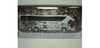 Autobus Real Madrid 1/43