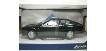 miniature car Alfa Romeo GTV 6 1/18 Solido