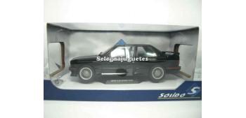 coche miniatura Bmw E30 sport Evo 1/18 Solido
