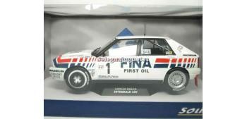 miniature car Lancia Delta Integrale 16V Auriol 1/18 Solido