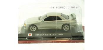 miniature car Nissan Skyline GT-R 1/43 Ediciones del Prado