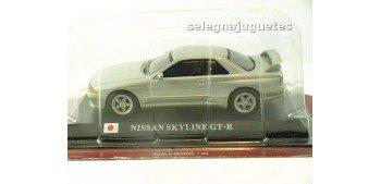 Nissan Skyline GT-R escala 1-43 Ediciones del Prado Ediciones del Prado