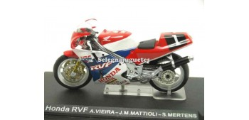 Honda RVF A. Vieira - M.M. Mattioli - S. Mertens scale 1/24 Ixo