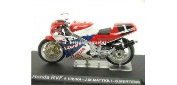 miniature motorcycle Honda RVF A. Vieira - M.M. Mattioli - S.