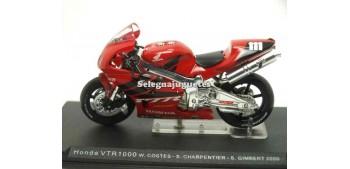 Honda VTR1000 W. Costes - S. Charpentier - S. Gimbert 1/24 Ixo