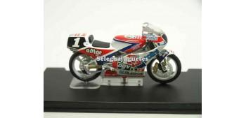 HONDA RS125 LORIS CAPIROSI 1991 - IXO 1/24 MOTO METAL Ixo