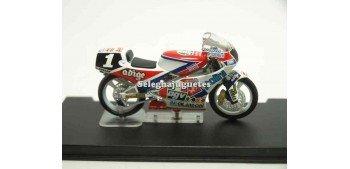 Honda RS125 Loris Capirossi 1991 escala 1/24 Ixo moto miniatura metal Ixo