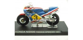 Honda Ns500 Freddie Spencer 1983 1/24 Ixo