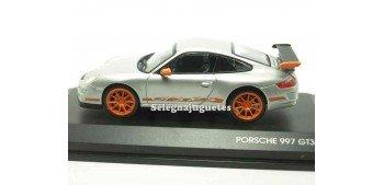 miniature car Porsche 997 GT3 1/43 Yat Ming