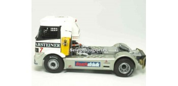 miniature truck Mercedes Atego Race Warsteiner Team 1999 1/43