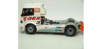 Mercedes Atego Race Truck 1999 Dea 1/43 High Speed