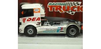 camion miniatura Mercedes Atego Race Truck 1999 Dea 1/43 High