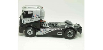miniature truck Mercedes Atego Race Mobil Atkins Team 1999 1/43