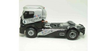 miniature truck Mercedes Atego Race Mobil Atkins Team 1999 1/43