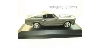 Shelby GT-500KR 1967 vitrina 1/43 Yat ming coche miniatura Yat Ming