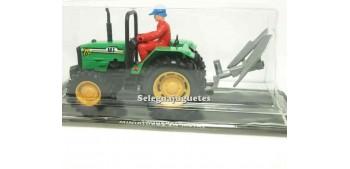 Tractor verde Guisval metal Guisval