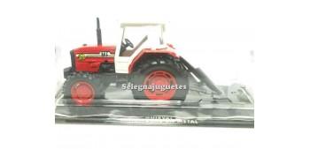 Tractor Rojo Guisval Metal Guisval