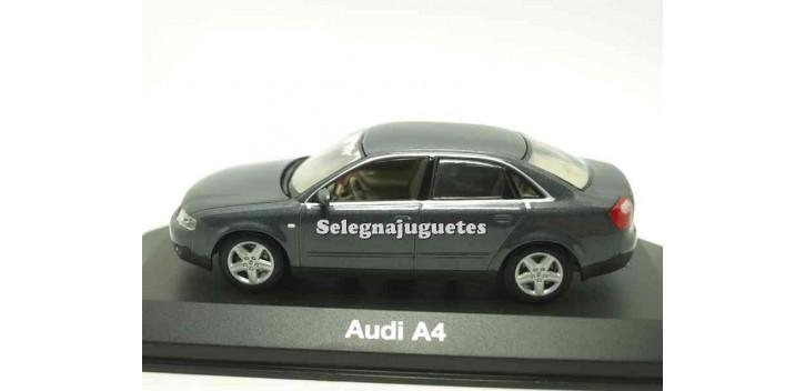 coche miniatura Audi A4 escala 1/43 Minichamps coche miniatura