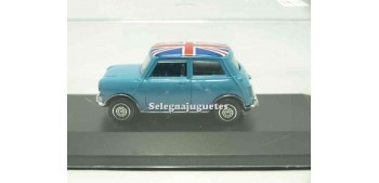 Mini cooper beige (showcase) 1:43 Guisval